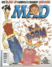 Cover Thumbnail for MAD (EC, 1952 series) #407