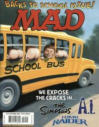 Cover Thumbnail for MAD (EC, 1952 series) #410