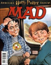 Cover Thumbnail for MAD (EC, 1952 series) #412