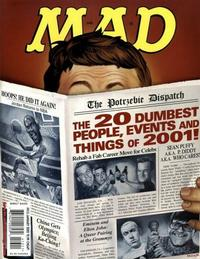 Cover Thumbnail for MAD (EC, 1952 series) #413
