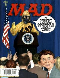 Cover Thumbnail for MAD (EC, 1952 series) #414
