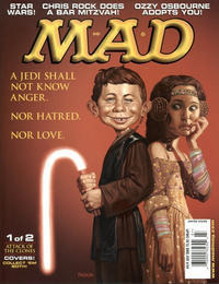 Cover Thumbnail for MAD (EC, 1952 series) #419