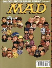 Cover Thumbnail for MAD (EC, 1952 series) #423