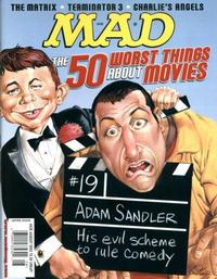Cover Thumbnail for MAD (EC, 1952 series) #432