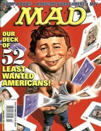 Cover Thumbnail for MAD (EC, 1952 series) #434