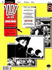 Cover Thumbnail for 2000 AD (Fleetway Publications, 1987 series) #764