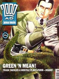 Cover Thumbnail for 2000 AD (Fleetway Publications, 1987 series) #765