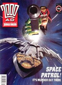 Cover Thumbnail for 2000 AD (Fleetway Publications, 1987 series) #766
