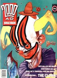 Cover Thumbnail for 2000 AD (Fleetway Publications, 1987 series) #774