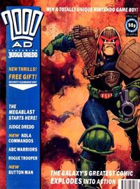 Cover Thumbnail for 2000 AD (Fleetway Publications, 1987 series) #780