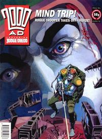 Cover for 2000 AD (Fleetway Publications, 1987 series) #784