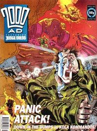 Cover for 2000 AD (Fleetway Publications, 1987 series) #785