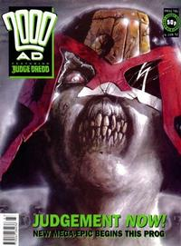 Cover Thumbnail for 2000 AD (Fleetway Publications, 1987 series) #786