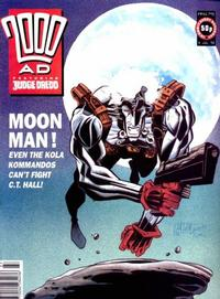 Cover Thumbnail for 2000 AD (Fleetway Publications, 1987 series) #790