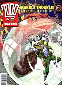 Cover Thumbnail for 2000 AD (Fleetway Publications, 1987 series) #791