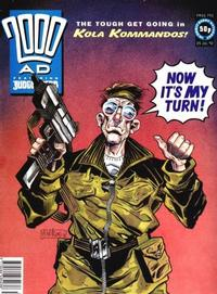 Cover Thumbnail for 2000 AD (Fleetway Publications, 1987 series) #793