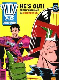 Cover Thumbnail for 2000 AD (Fleetway Publications, 1987 series) #794