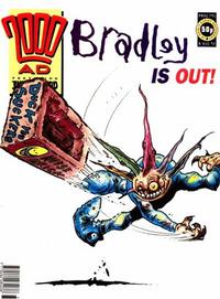 Cover Thumbnail for 2000 AD (Fleetway Publications, 1987 series) #795
