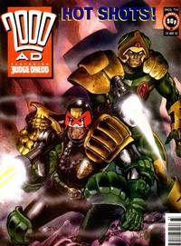Cover Thumbnail for 2000 AD (Fleetway Publications, 1987 series) #796