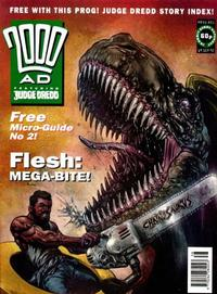 Cover Thumbnail for 2000 AD (Fleetway Publications, 1987 series) #801