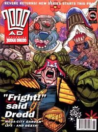 Cover Thumbnail for 2000 AD (Fleetway Publications, 1987 series) #809
