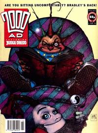 Cover Thumbnail for 2000 AD (Fleetway Publications, 1987 series) #825