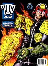 Cover Thumbnail for 2000 AD (Fleetway Publications, 1987 series) #848
