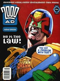 Cover Thumbnail for 2000 AD (Fleetway Publications, 1987 series) #853