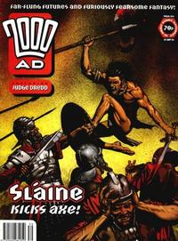 Cover for 2000 AD (Fleetway Publications, 1987 series) #854