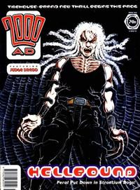 Cover for 2000 AD (Fleetway Publications, 1987 series) #860