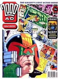 Cover Thumbnail for 2000 AD (Fleetway Publications, 1987 series) #874