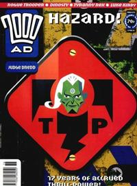 Cover Thumbnail for 2000 AD (Fleetway Publications, 1987 series) #876