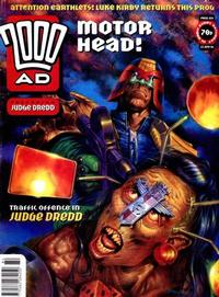 Cover Thumbnail for 2000 AD (Fleetway Publications, 1987 series) #884