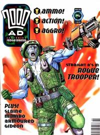 Cover Thumbnail for 2000 AD (Fleetway Publications, 1987 series) #890
