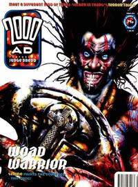 Cover Thumbnail for 2000 AD (Fleetway Publications, 1987 series) #894