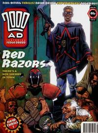 Cover Thumbnail for 2000 AD (Fleetway Publications, 1987 series) #908