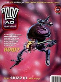 Cover Thumbnail for 2000 AD (Fleetway Publications, 1987 series) #912