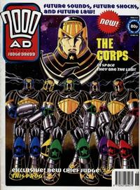 Cover Thumbnail for 2000 AD (Fleetway Publications, 1987 series) #918