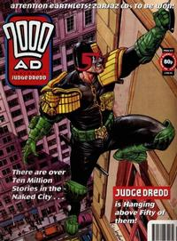 Cover Thumbnail for 2000 AD (Fleetway Publications, 1987 series) #925