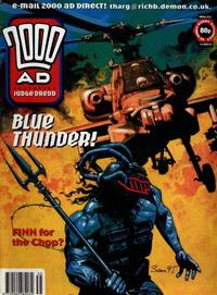 Cover Thumbnail for 2000 AD (Fleetway Publications, 1987 series) #935