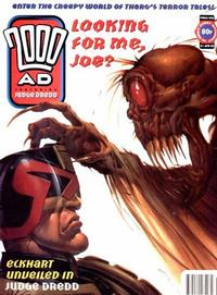 Cover for 2000 AD (Fleetway Publications, 1987 series) #936