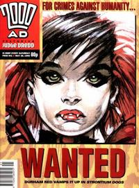 Cover Thumbnail for 2000 AD (Fleetway Publications, 1987 series) #941