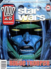 Cover for 2000 AD (Fleetway Publications, 1987 series) #946