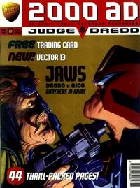 Cover for 2000 AD (Fleetway Publications, 1987 series) #951
