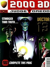 Cover for 2000 AD (Fleetway Publications, 1987 series) #952