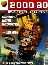 Cover Thumbnail for 2000 AD (Fleetway Publications, 1987 series) #954