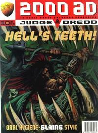 Cover for 2000 AD (Fleetway Publications, 1987 series) #962