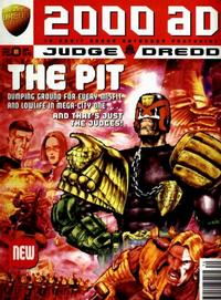 Cover Thumbnail for 2000 AD (Fleetway Publications, 1987 series) #970
