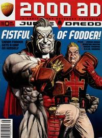 Cover Thumbnail for 2000 AD (Fleetway Publications, 1987 series) #986