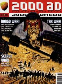 Cover Thumbnail for 2000 AD (Fleetway Publications, 1987 series) #994